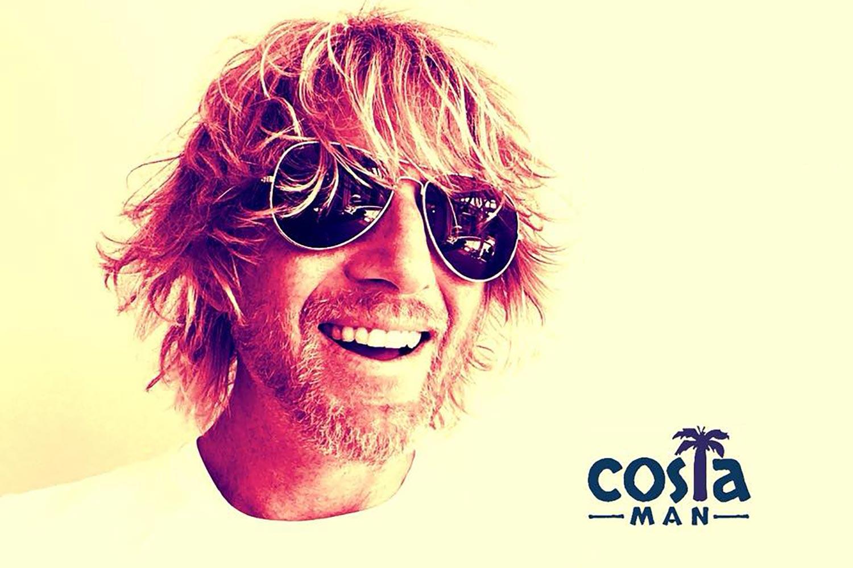 "Darin Talbot ""Costa Man"""